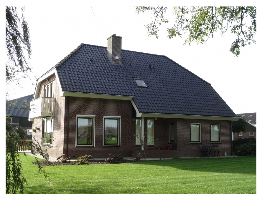 Schilderwerk landhuis Waardenburg